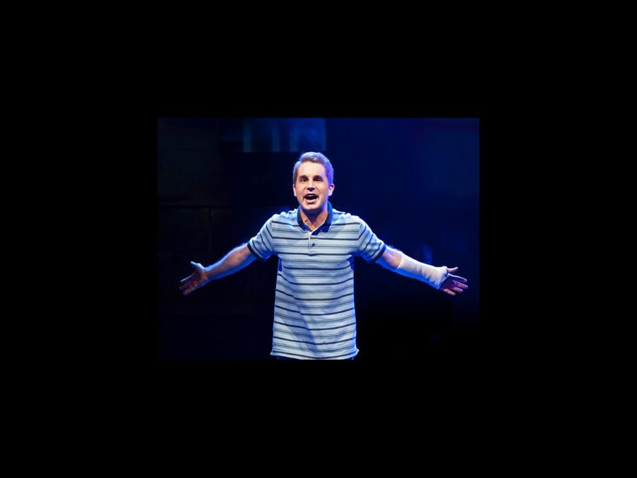 PS - Dear Evan Hansen - Ben Platt - wide - 8/15