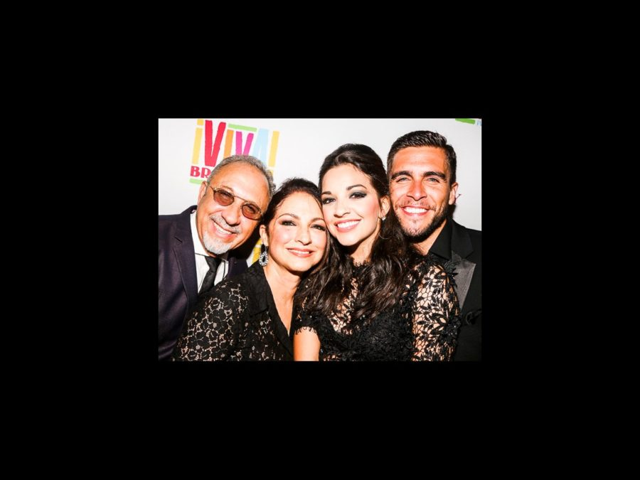 OP - Viva Broadway - Benefit Concert - Gloria Estefan - Miami Sound Machine - 9/15 - Emilo Estefan