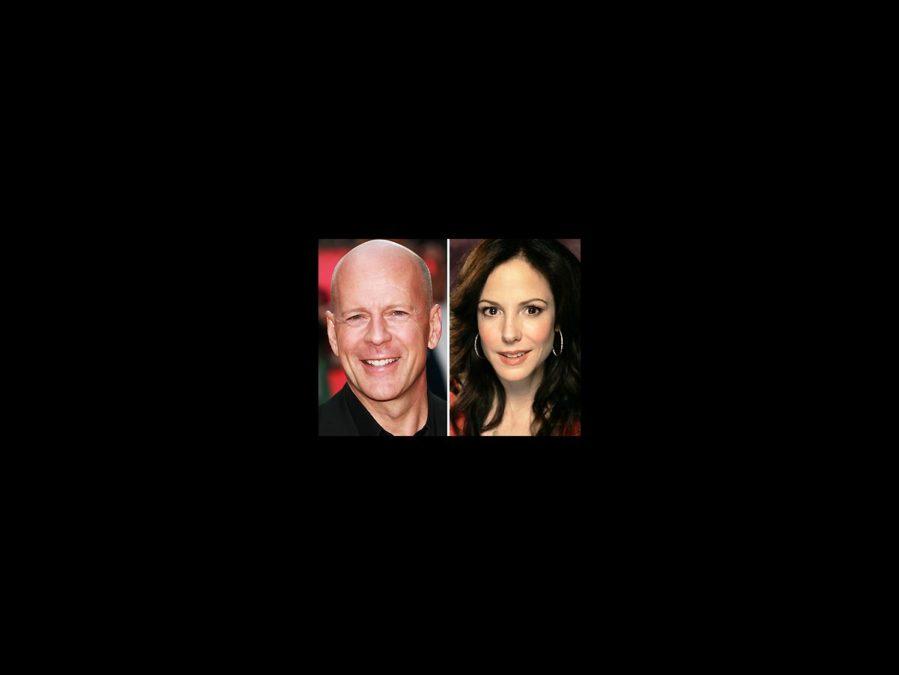 Bruce Willis - Mary-Louise Parker - split - square - 4/15