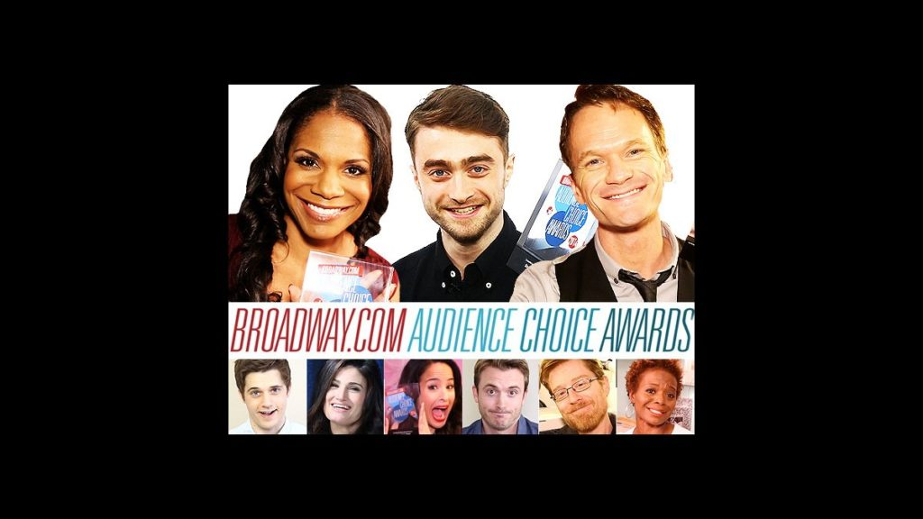 2014 Broadway.com Audience Choice Award Winners - Fill-in-the-Blank Speeches