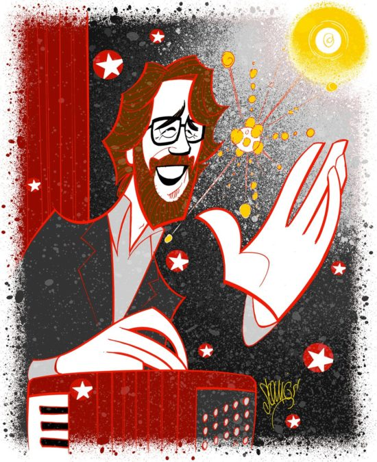 Squigs-Josh Groban-2016 Star of the Year