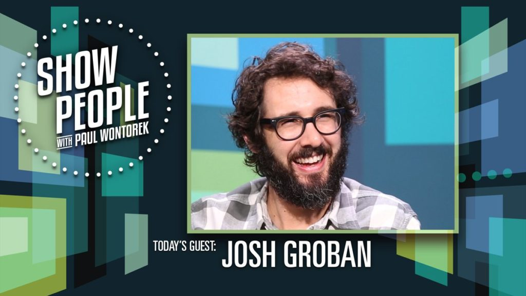 Still - Show People - Josh Groban