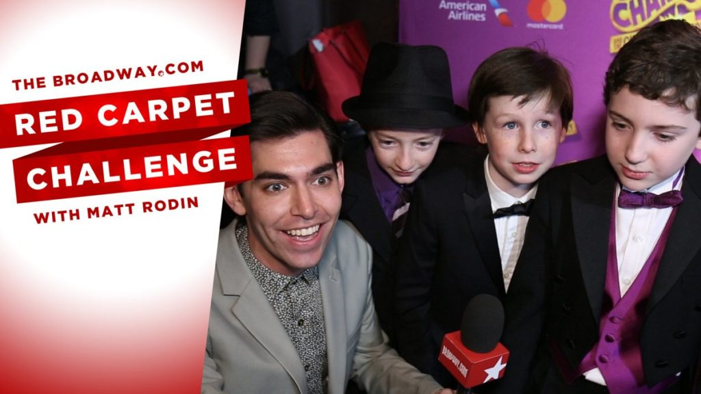 Still - Red Carpet Challenge - Charlie and the Chocolate Factory