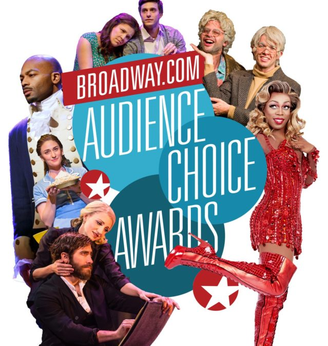 CENTER HERO - Broadway.com Audience Choice Awards - BACA - 5/17