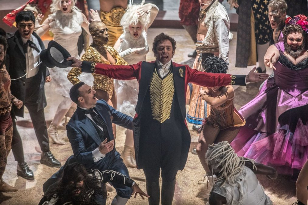 PS - The Greatest Showman - Hugh Jackman - 5/17 - Niko Tavernise/ FOX