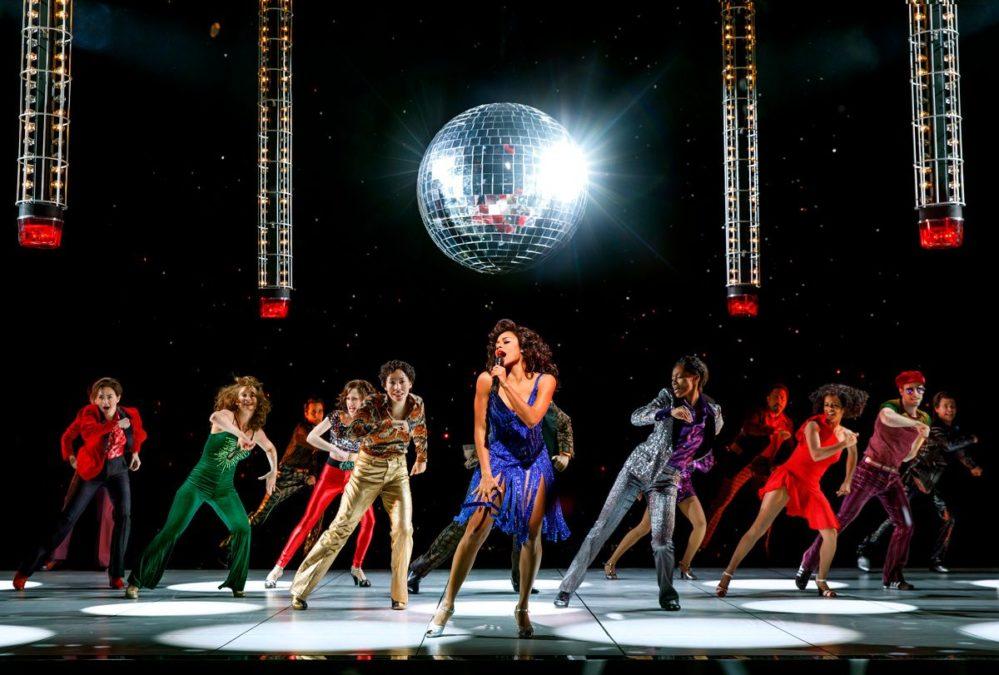 Show Photos - Summer: The Donna Summer Musical - 4/18 - Photo: Joan Marcus