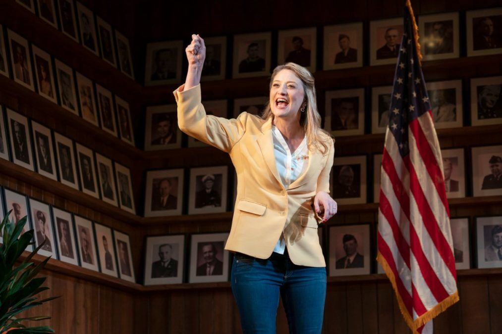 Show Photos - What the Constitution Means To Me - 3/19 - Heidi Schreck - Photo: Joan Marcus