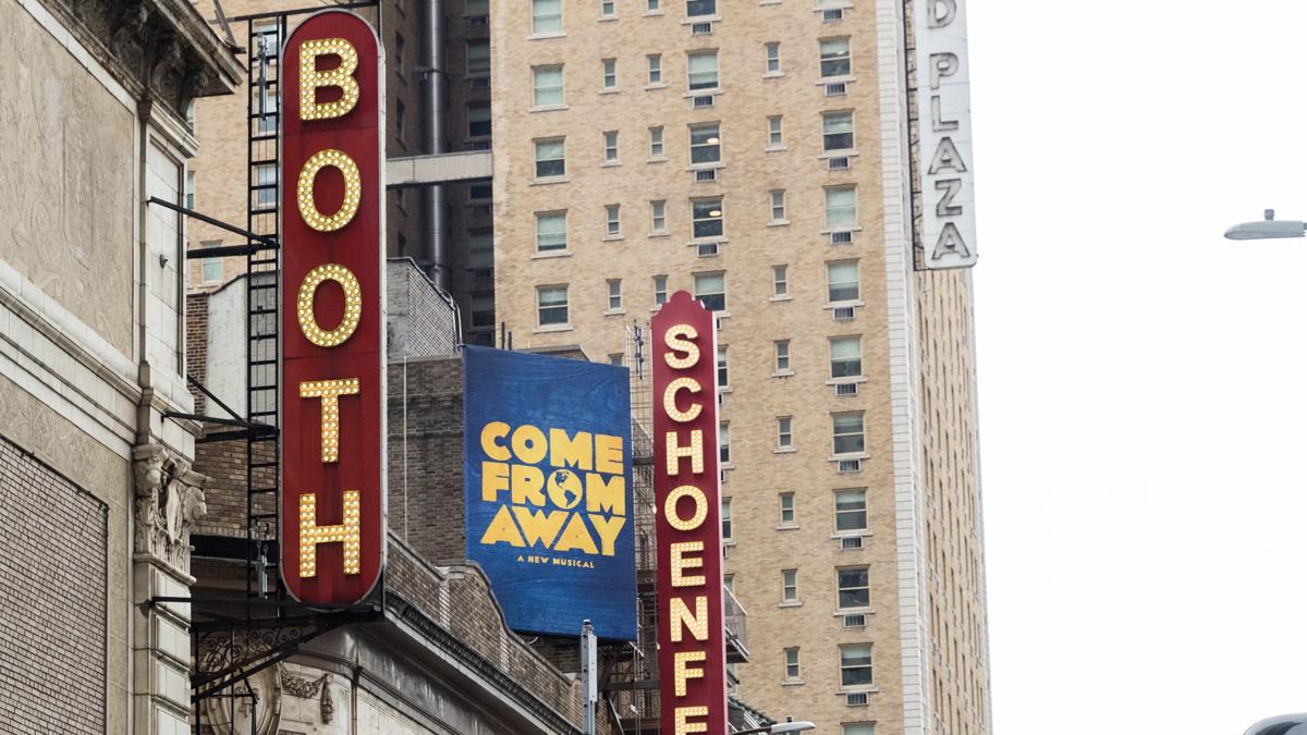 45th Street - Emilio Madrid for Broadway.com