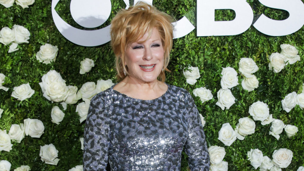 OP - Tony Awards - Bette Midler - 6/17 - Emilio Madrid-Kuser