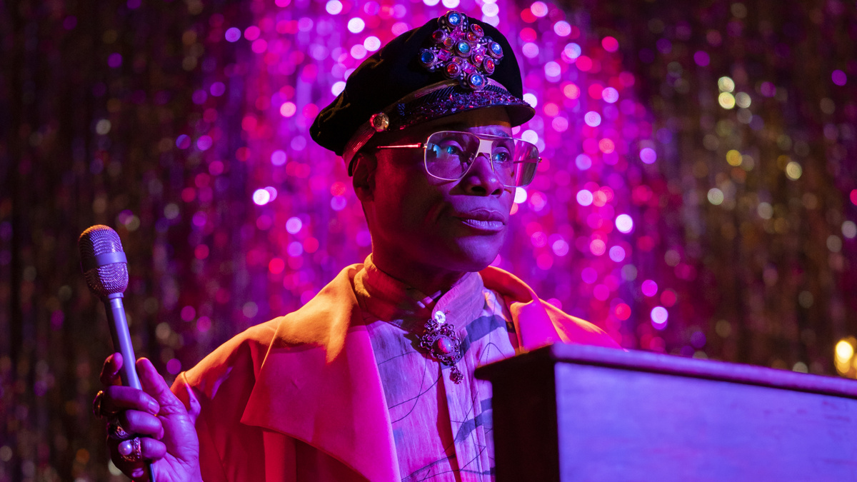Billy Porter - Pose - 2019 - Pari Dukovic/FX