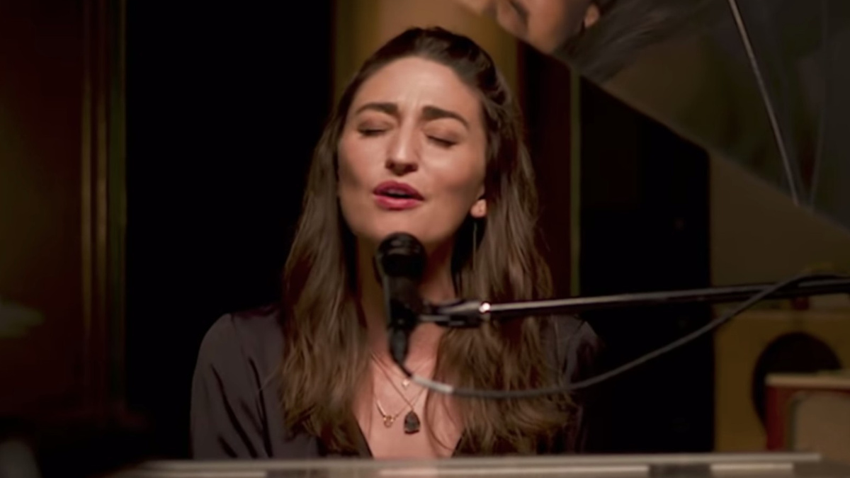 WI - Sara Bareilles - Little Voice Performance - 8/20