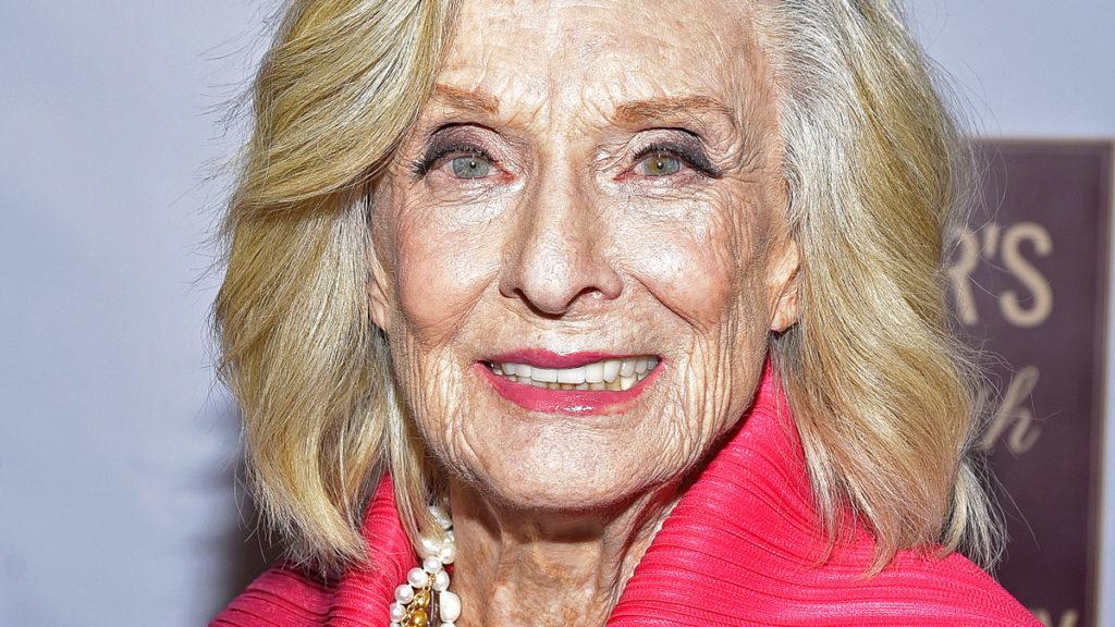 Cloris Leachman - 1/21 - Michael Tullberg/Getty Images