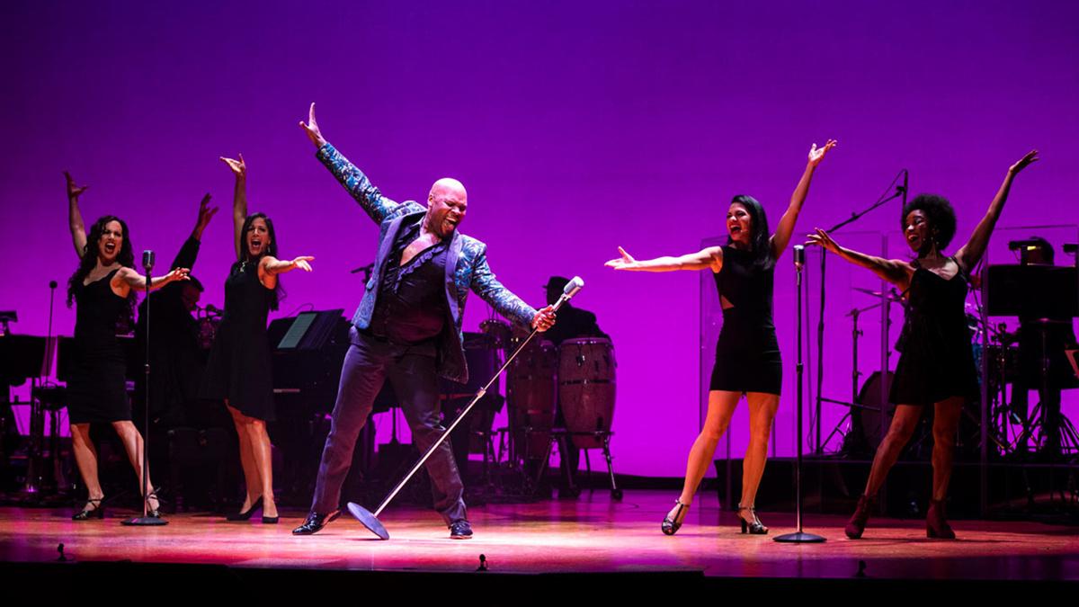 Michael James Scott - 25 Years of Disney on Broadway - BCEFA Concert - Photo Monica Simoes