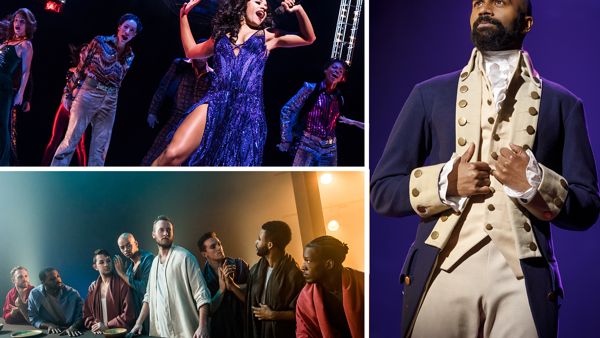 Donna Summer, Jesus Christ Super Star and Hamilton are part of the Miami 19/20 Season